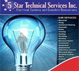 5star Technical services Newsletter