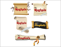 The Mughals Logo